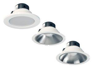 micoled lampa led em biuro downlight 10W