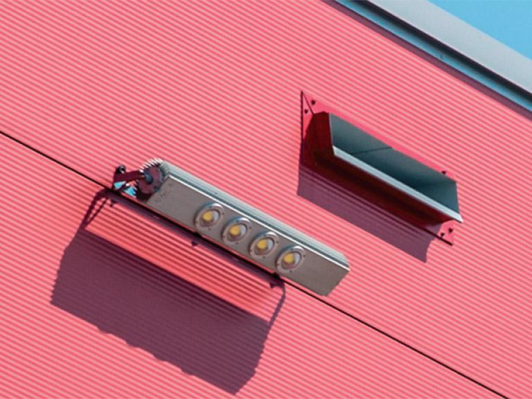 micoled lampa led em projektor pro realizacja