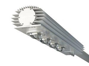 micoled lampa led oświetlenie autostrady 235W