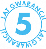 micoled 5 lat gwarancji